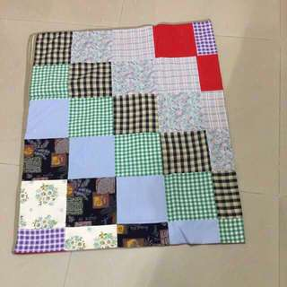 Patchwork Blanket for kids