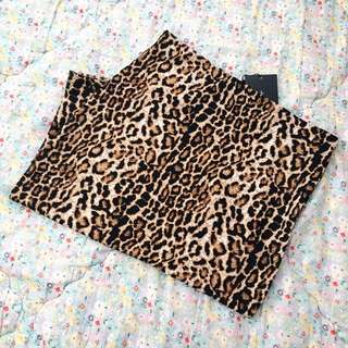 Sexy New Leopard Pencil Skirt (New with tags)
