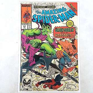 Marvel Comics Amazing Spider-Man 311 Near Mint Condition Todd McFarlane Art and Cover Green Goblin vs Hobgoblin