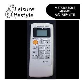 [A/C Remote] Mitsubishi MP04B