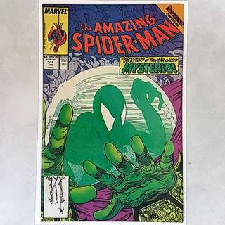 Marvel Comics Amazing Spider-Man 311 Near Mint Condition Todd McFarlane Art and Cover