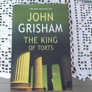 John Grisham novel