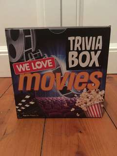 Movie Trivia Box