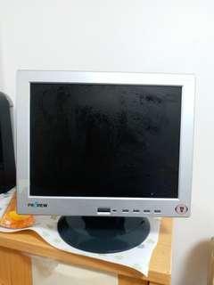 免費15吋Proview Monitor