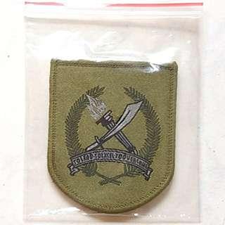 Brand New SAFTI MI Badge (free postage)
