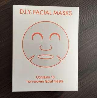 Avene non woven facial mask