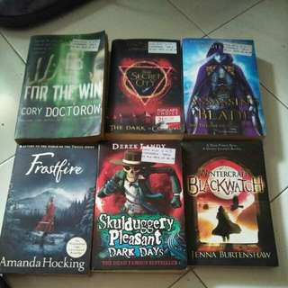 Preloved CHEAP Books