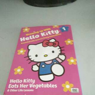 Growing up with hello Kitty part 1 dvd