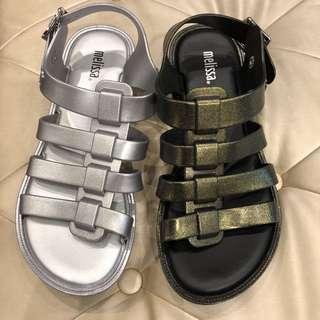 Melissa Flox Glitter Sandals *Limited Stock*