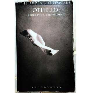Othello (Arden Shakespeare) edited by E.A.J. Honigmann