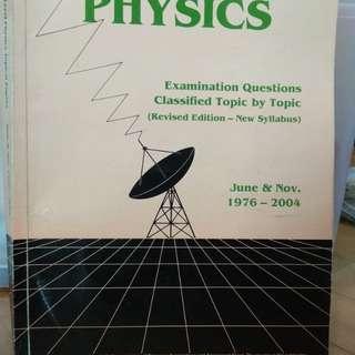 A level physics exam qns
