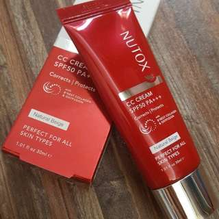 Nutox CC Cream