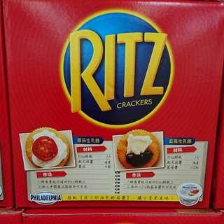 🚚 麗滋餅乾一盒