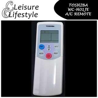 [A/C Remote] Toshiba WC-H01JE