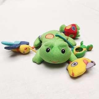 Mainan Bayi Merk Bright Starts (3-6 mos) #MakinTebel