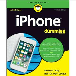 eBook iPhone® For Dummies®, 10th Edition