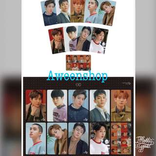 Exo cashbee card