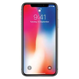 Apple IPhone X 256 GB Smartphone - Space Gray Kredit cepat tanpa CC