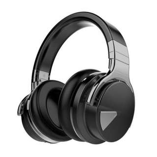 Cowin E7 Wireless Headphones with Active Noise Cancelling