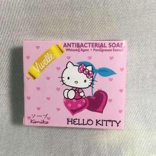 Hello Kitty antibacterial soap