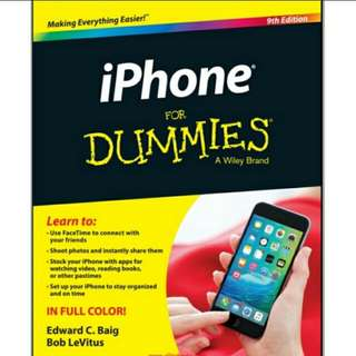 eBook iPhone® For Dummies®, 9th Edition