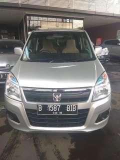 Suzuki karimun wagon gl 2014 matic abu