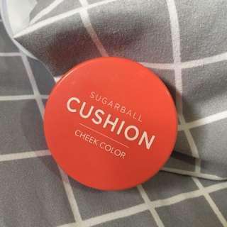 ARITAUM sugarball cushion blush