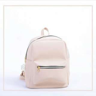 Angelica Backpack Cream #UNIS2018