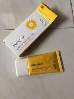 Innisfree Perfect UV Protection Cream (Long lasting, for oily skin)