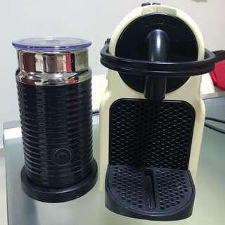 Nespresso Coffee Machine (1 Set)