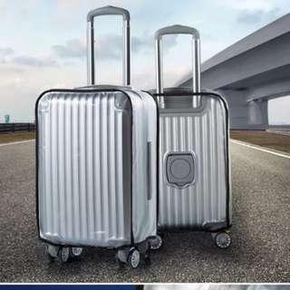 PVC luggage cover samsonite rimowa