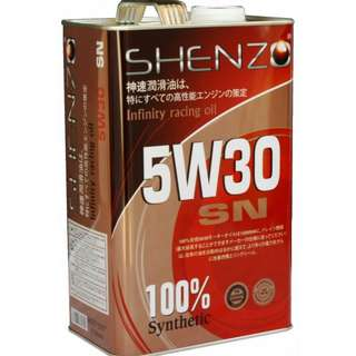 Shenzo Racing Oil 5W30
