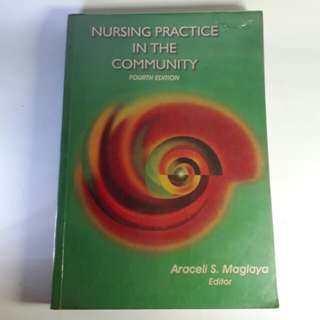 Nursing Practice in the Community 4th Edition