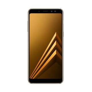 Samsung Galaxy A8 Plus [Gold]
