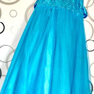 Casual gown for rent