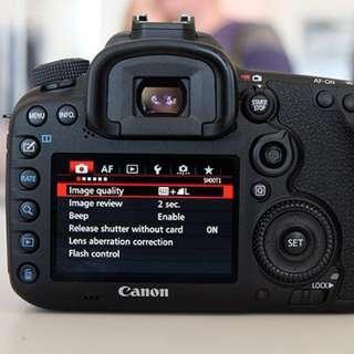 Canon 7d mark ii (body with wifi)