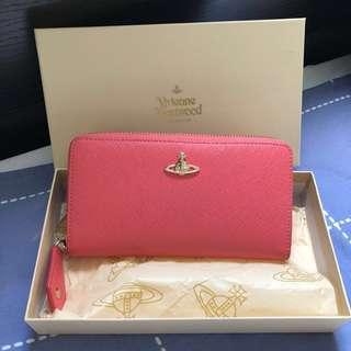 Vivienne Westwood 銀包 - 100%真貨