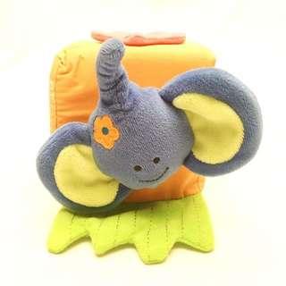 Mainan Bayi Gajah (3-6 mos) #MakinTebel