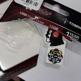 16gb Tomiko Flash Drive (University of the East logo)