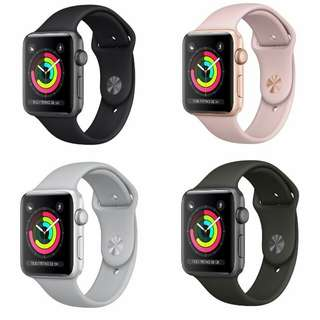 Kredit Apple Watch 3 42MM - Cicilan tanpa kartu kredit