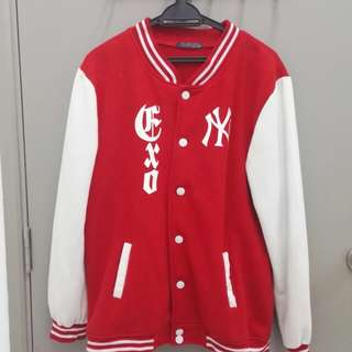 EXO Official Varsity Jacket
