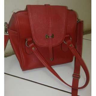 A03 - Red Bag
