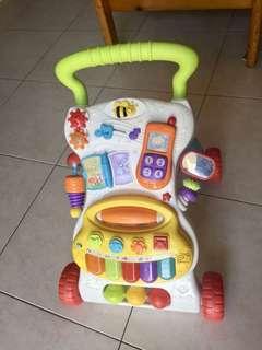 Toddler Push Cart toy