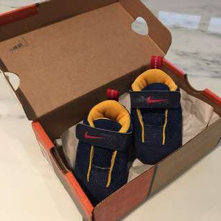 BNIB Nike Baby Shoes/Wear