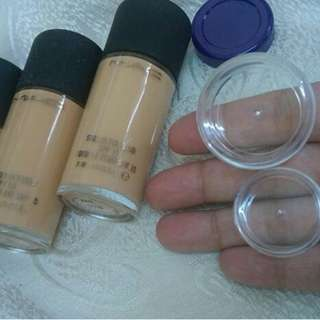 Original MAC studio Fix Fluid Foundation(10g Trial size)