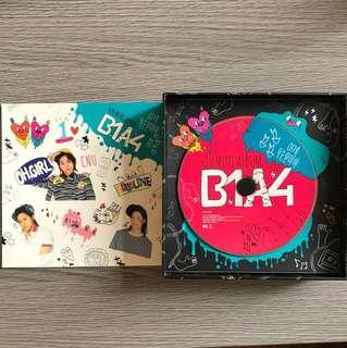 [碟連CNU 貼紙]B1A4 이게 무슨일이야 album