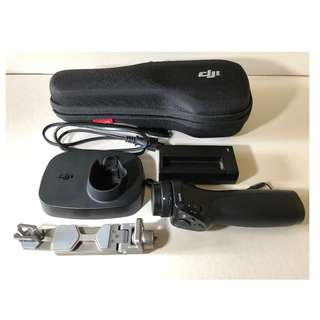[Excellent Condition] DJI Osmo with Accessories