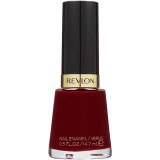 Revlon Nail Polish - Valentine Red