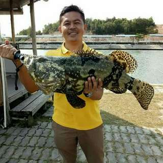 Batam city tour and fishing