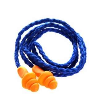 3M 1270 Reusable Corded Ear Plug (Braided)